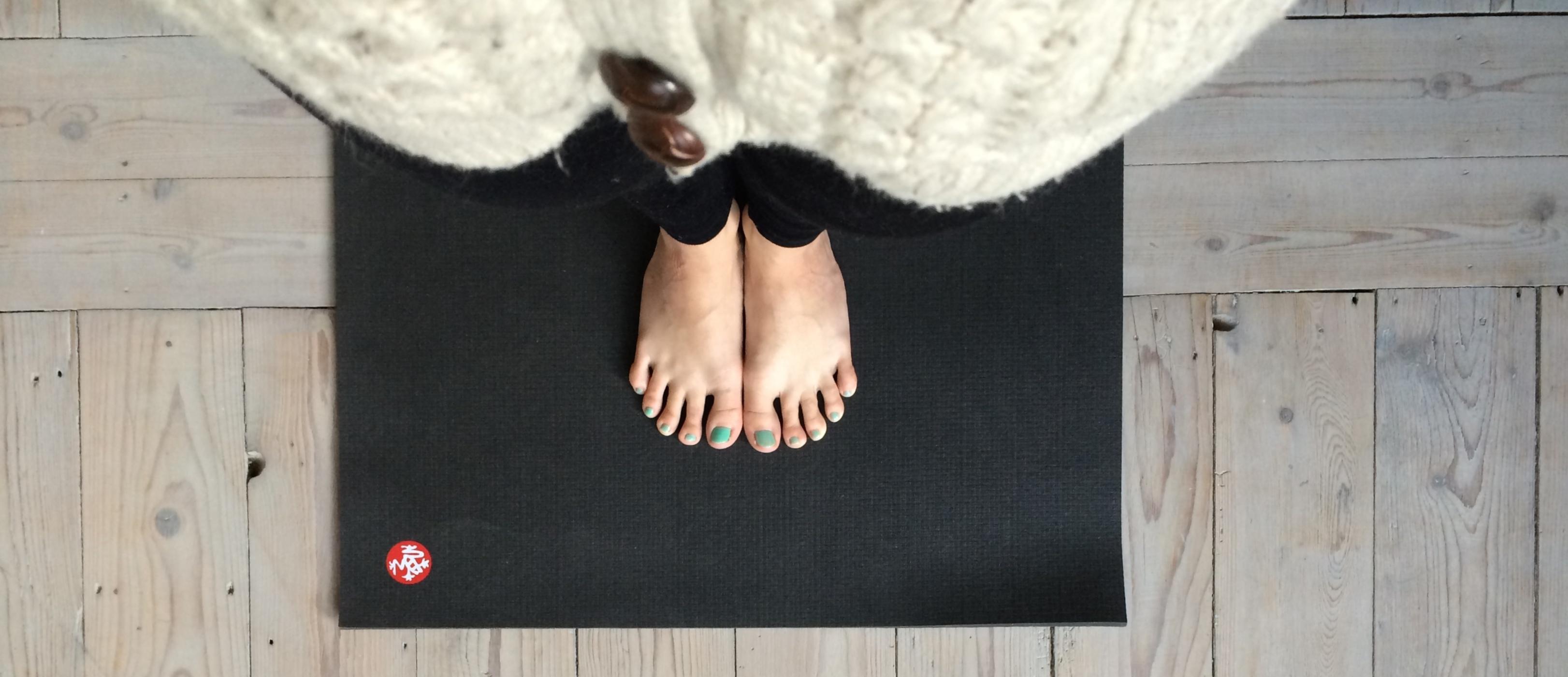 Creëer jouw yogaplekje bij je thuis
